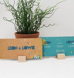 Leon & Lowie • pakket M