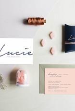 Geboortekaartje Lucie