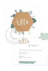 Geboortekaartje Otta