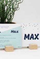 geboren - 08-21 Max