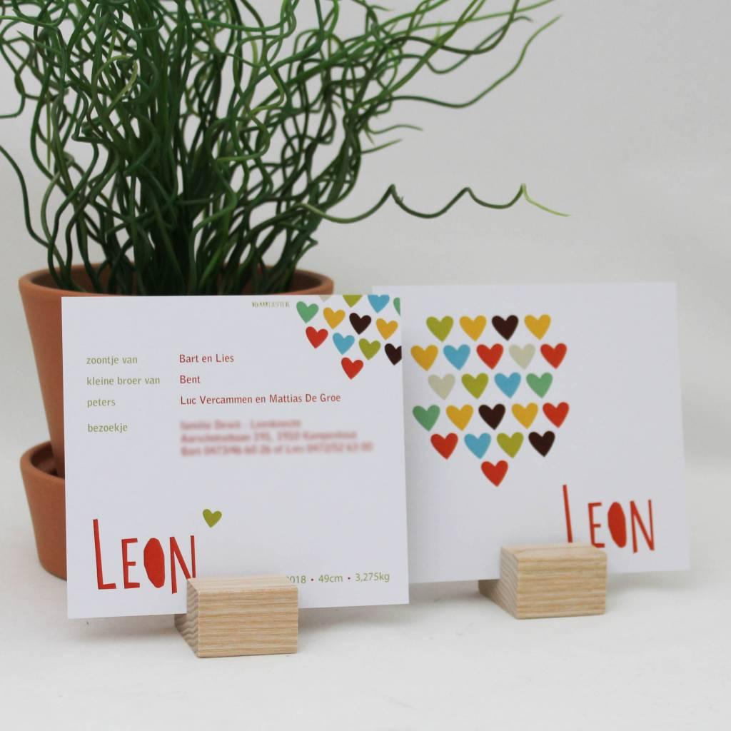 geboren - 09-15 Leon