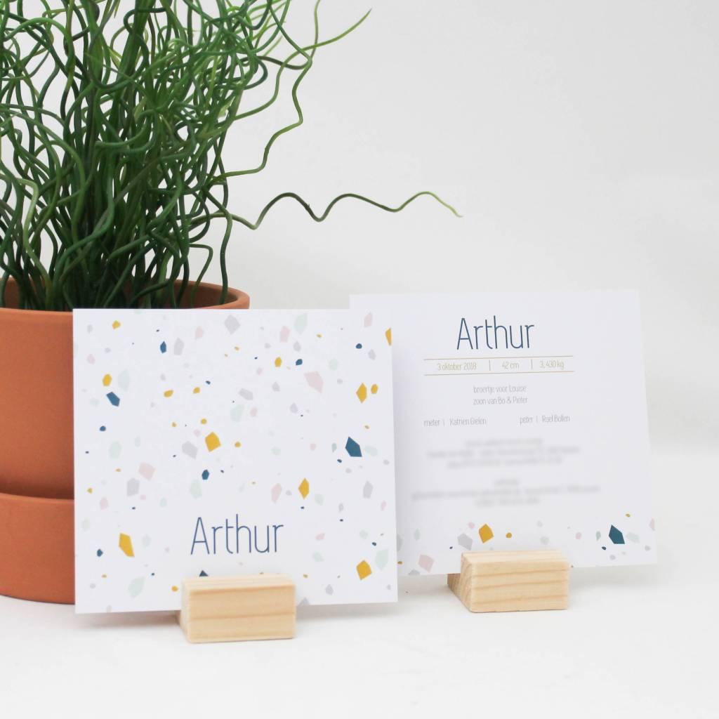 geboren - 10-03 Arthur
