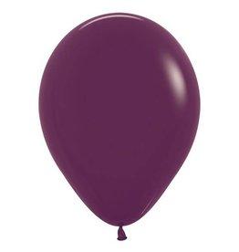 Ballon bordeaux