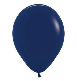 Ballon nachtblauw