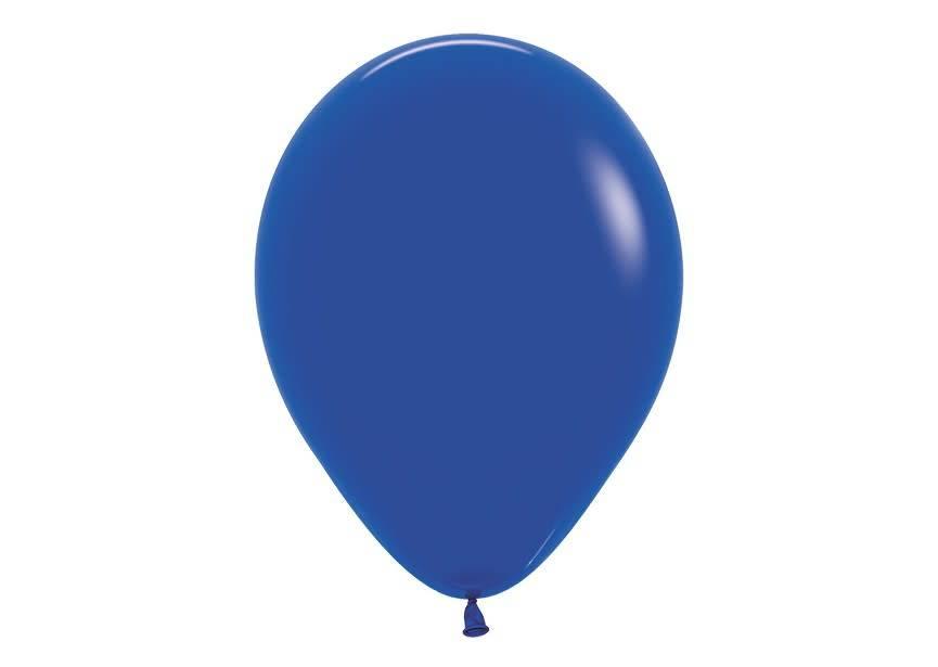Ballon oceaanblauw