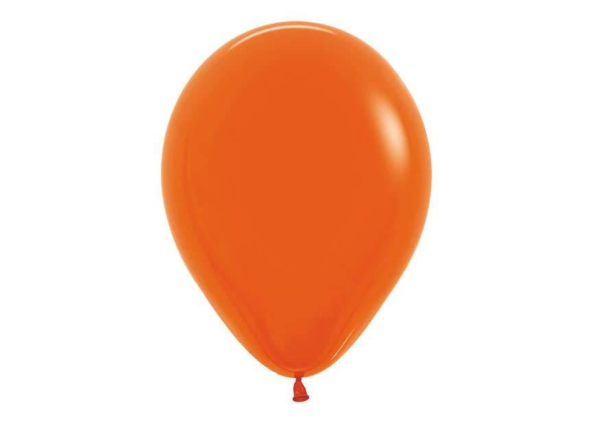 Ballon oranje