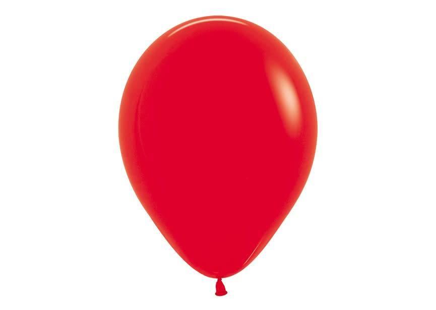 Ballon rood