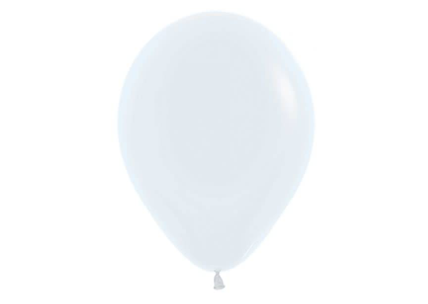 Ballon wit