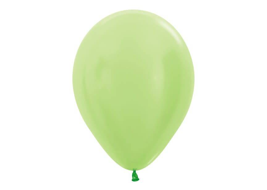 Ballon mint glanzend