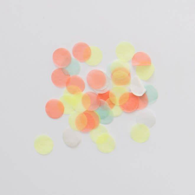 Confetti neon