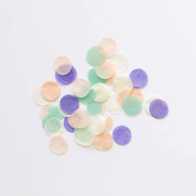 Confetti pastel