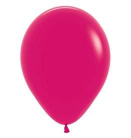 Ballon fuchsia