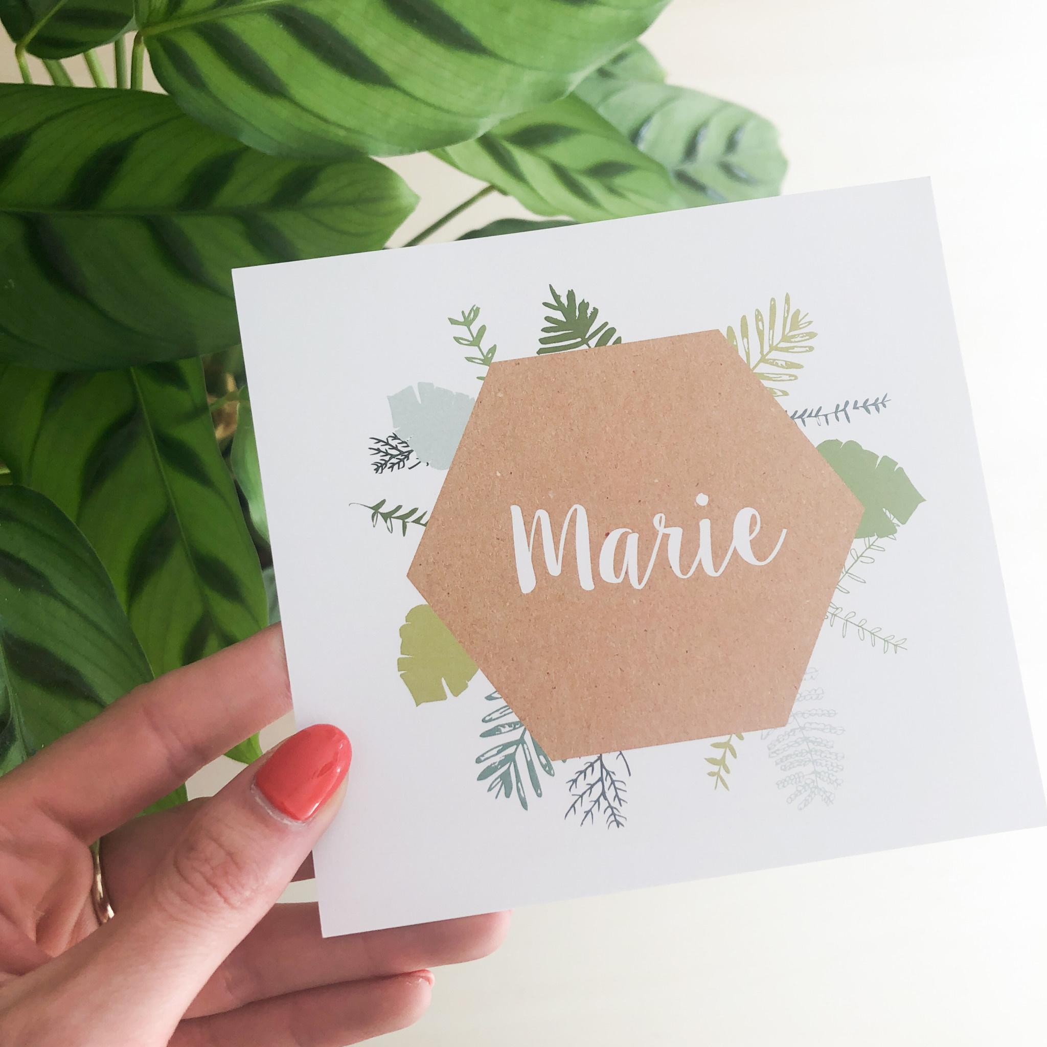 geboren - 02-13 Marie