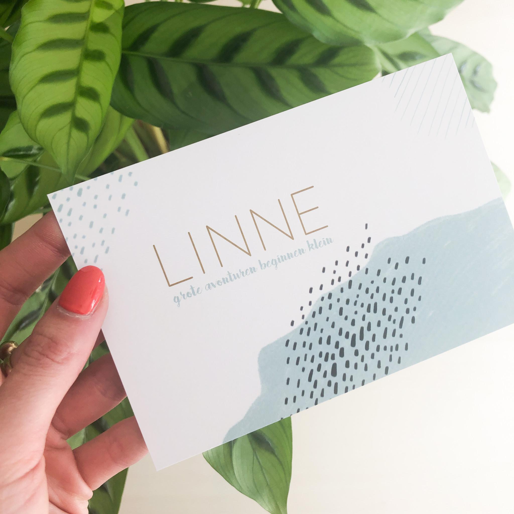 geboren - 03-05 Linne