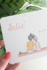 geboren - 03-09 Julie