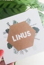 geboren - 04-07 Linus