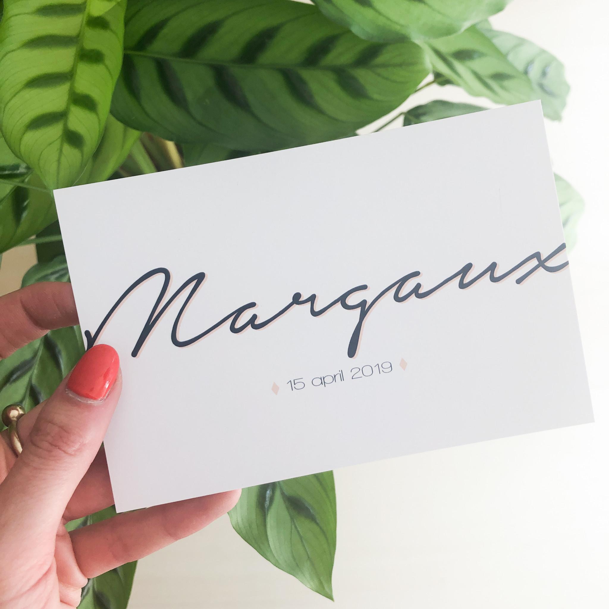 geboren - 04-15 Margaux