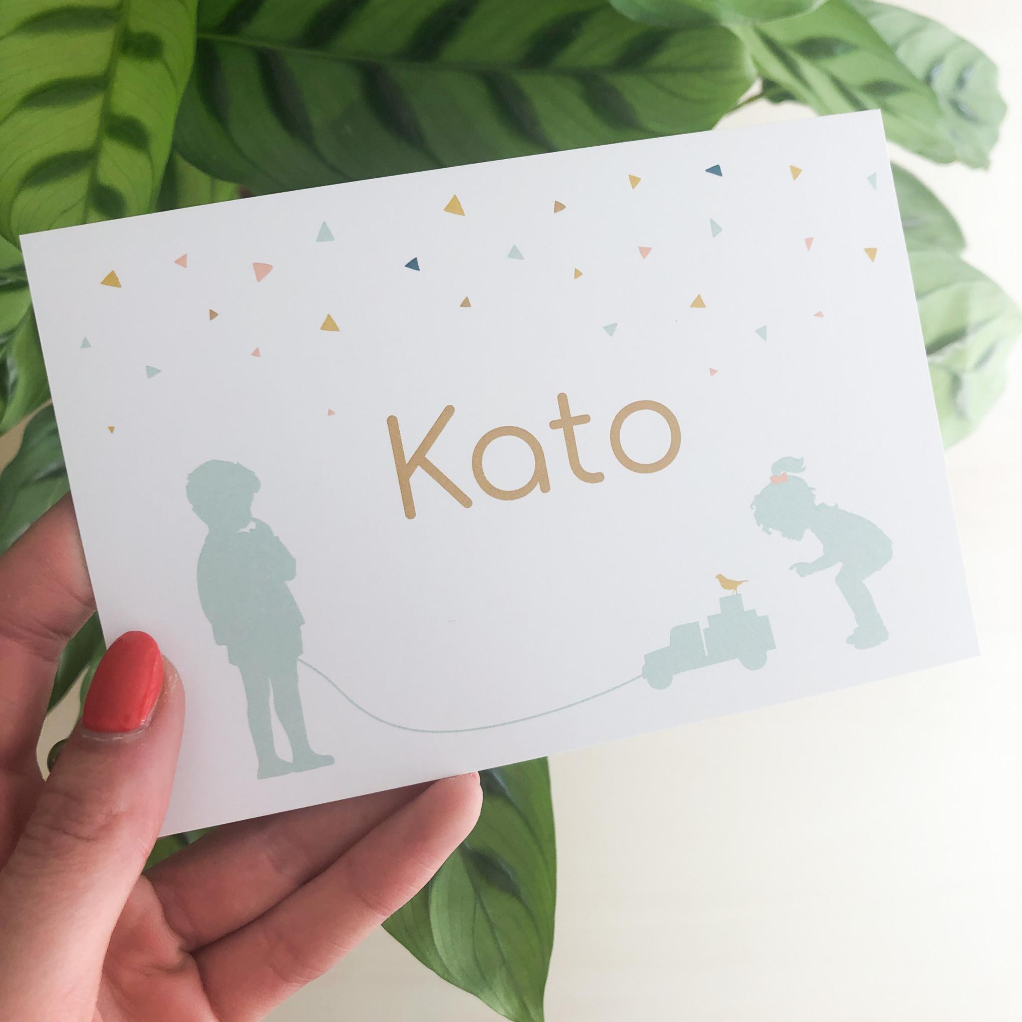 geboren - 04-30 Kato