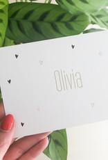 geboren - 05-16 Olivia