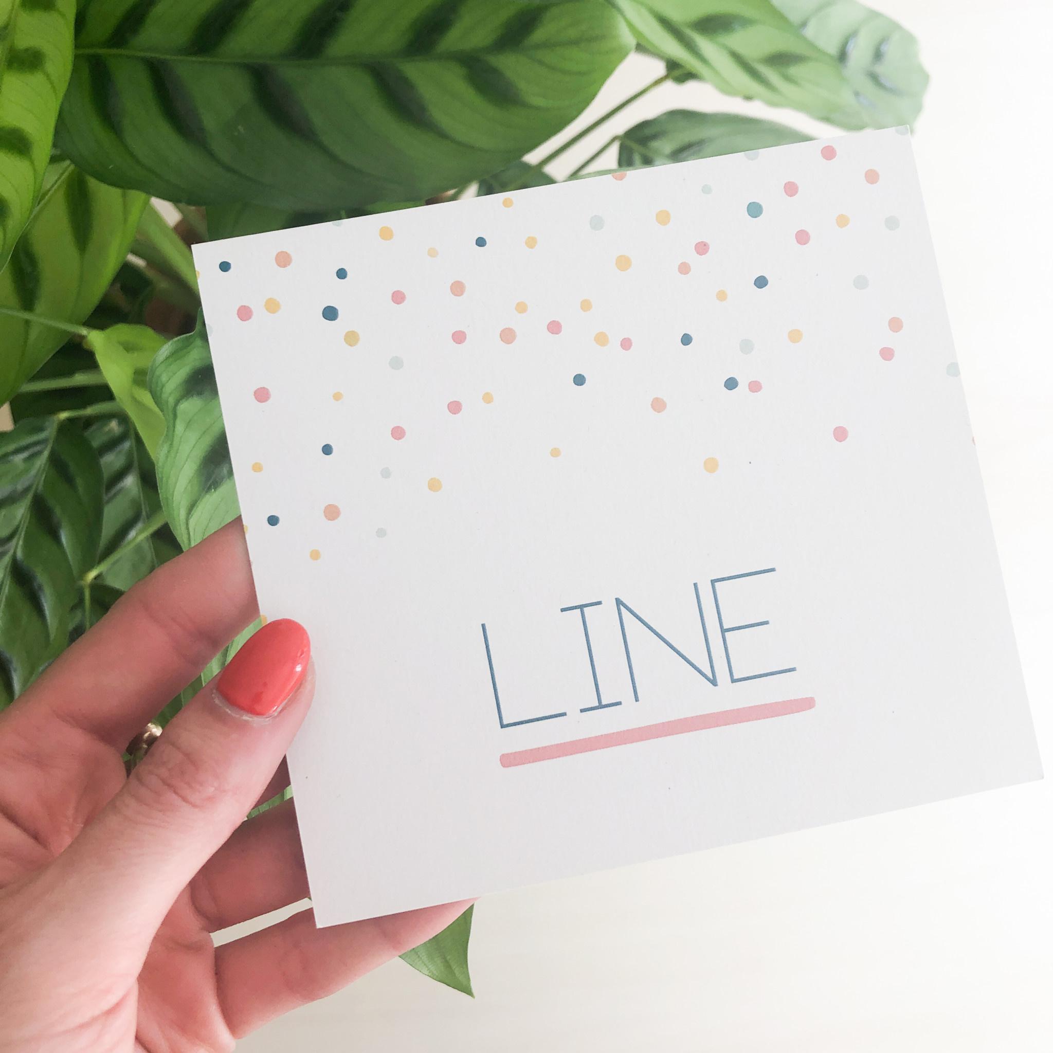 geboren - 05-24 Line