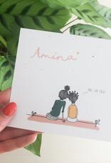 geboren - 05-27 Amina