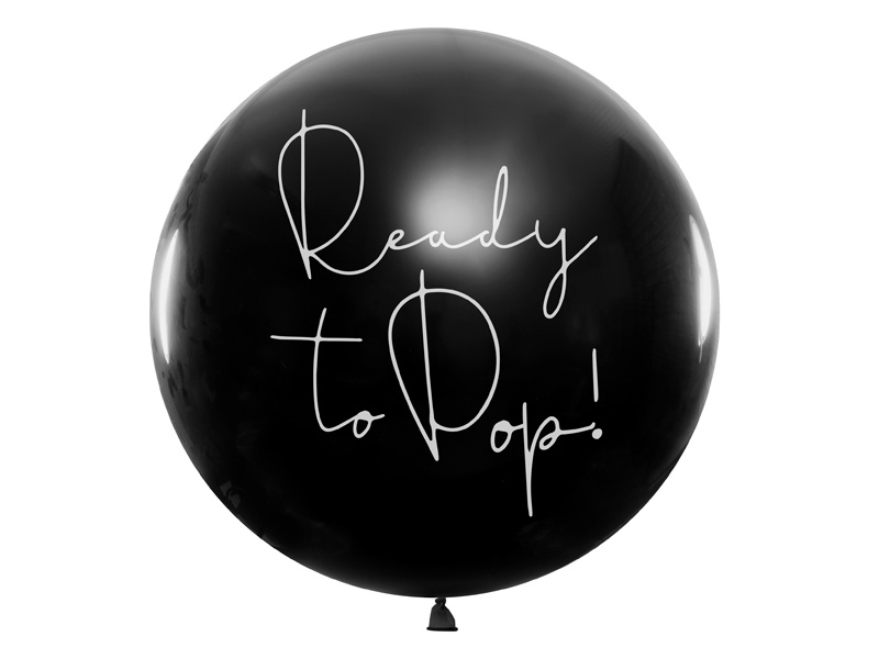 Ballon ready tot pop - meisje