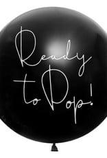 Ballon ready tot pop - jongen