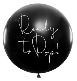 Ballon ready tot pop - jongen