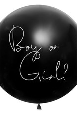 Ballon boy or girl? - meisje