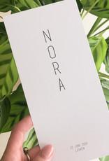 geboren - 06-22_nora