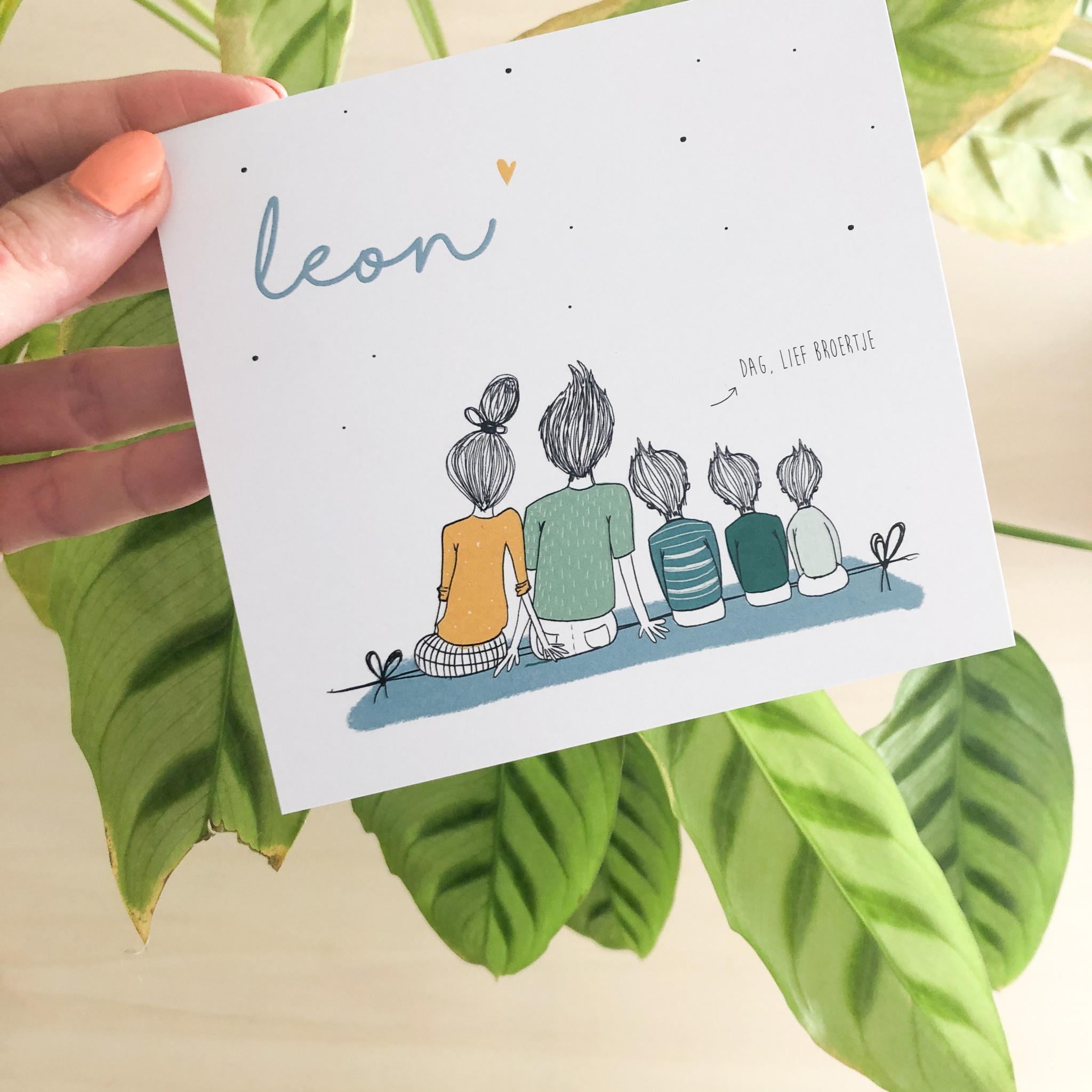 geboren 07-23 Leon