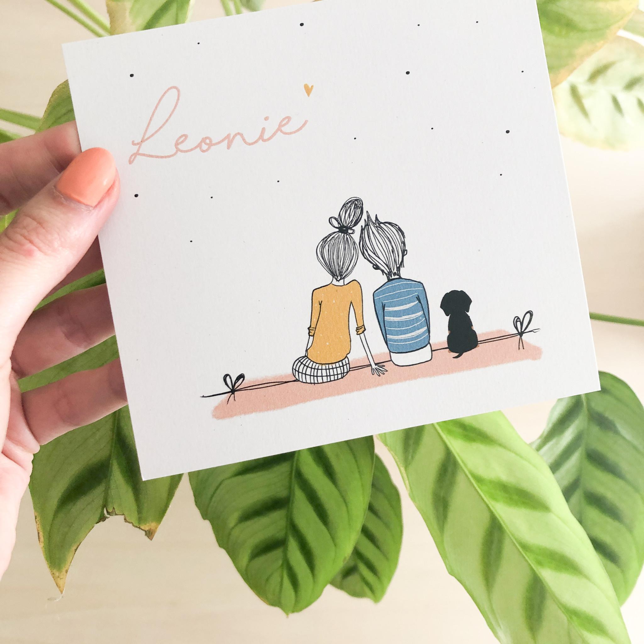 geboren 07-24 Leonie