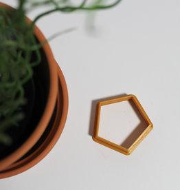 Koekuitsteker vijfhoek