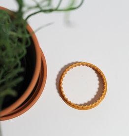 Koekuitsteker cirkel karteling