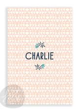 Geboortekaartje Charlie