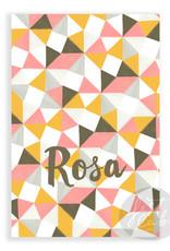 Geboortekaartje Rosa