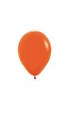 Ballon oranje klein
