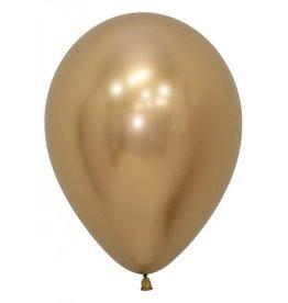 Ballon goud blinkend