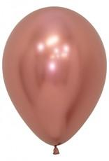 Ballon rosé blinkend
