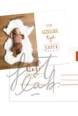 Gepersonaliseerde kerstkaart / n° 06