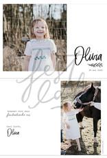 Communiekaart thema Olivia