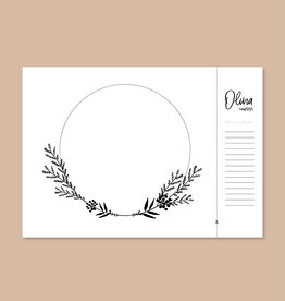 Placemat thema Olivia