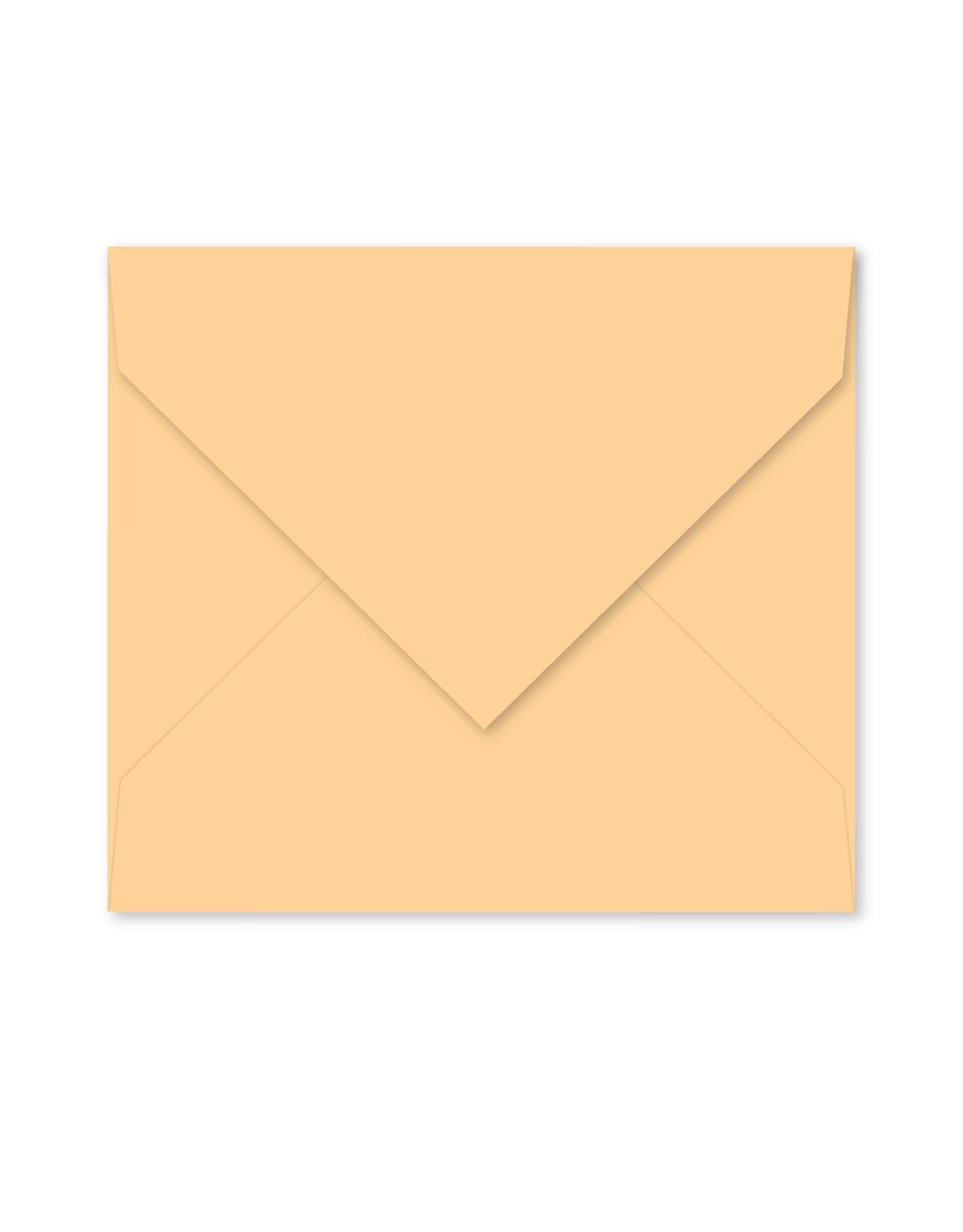 Enveloppe abrikoos - C05