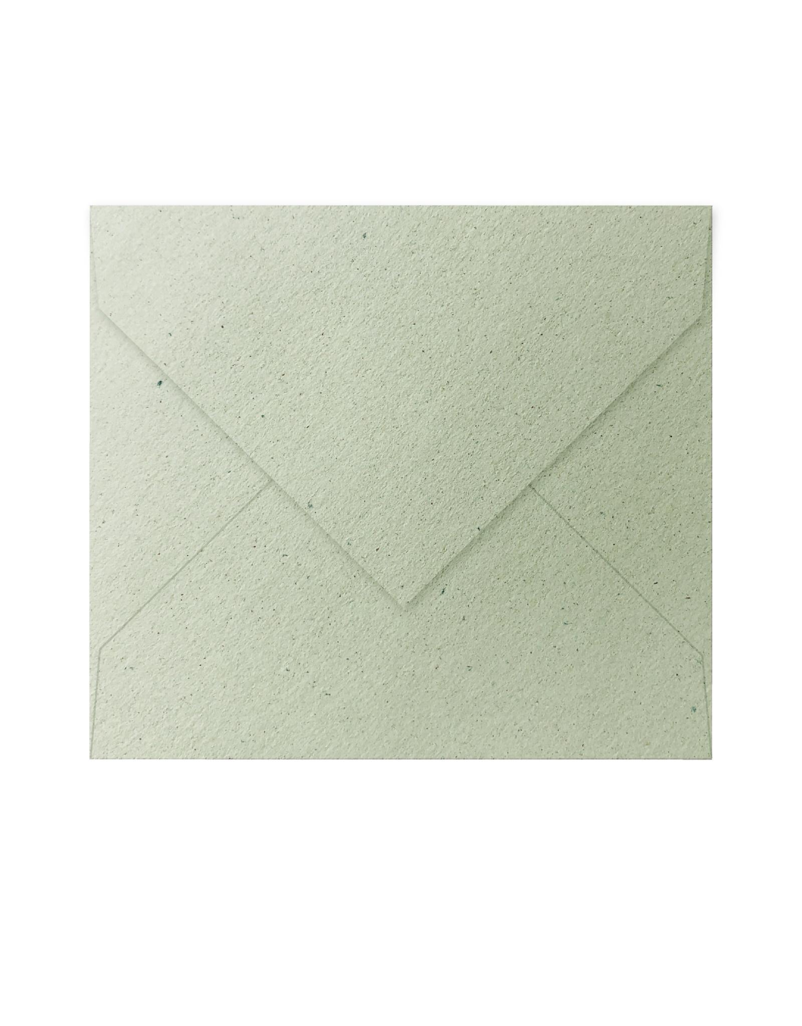 Enveloppe eco pistache - CR04