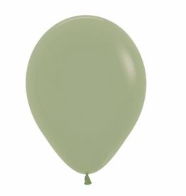 Ballon zijdegroen