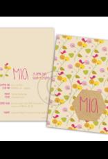 Geboortekaartje Mia