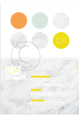 Geboortekaartje Ida