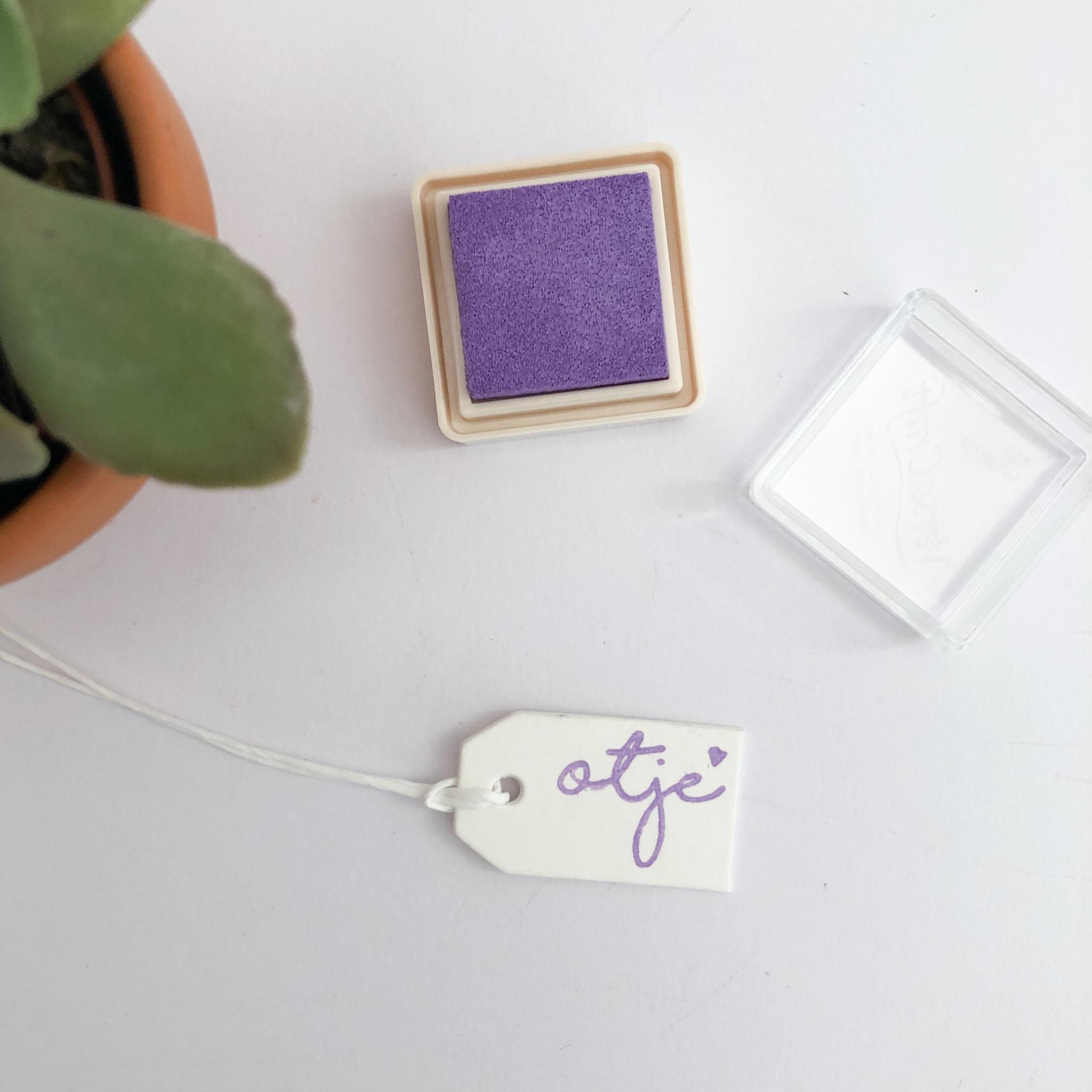 Inktpad lila - 136