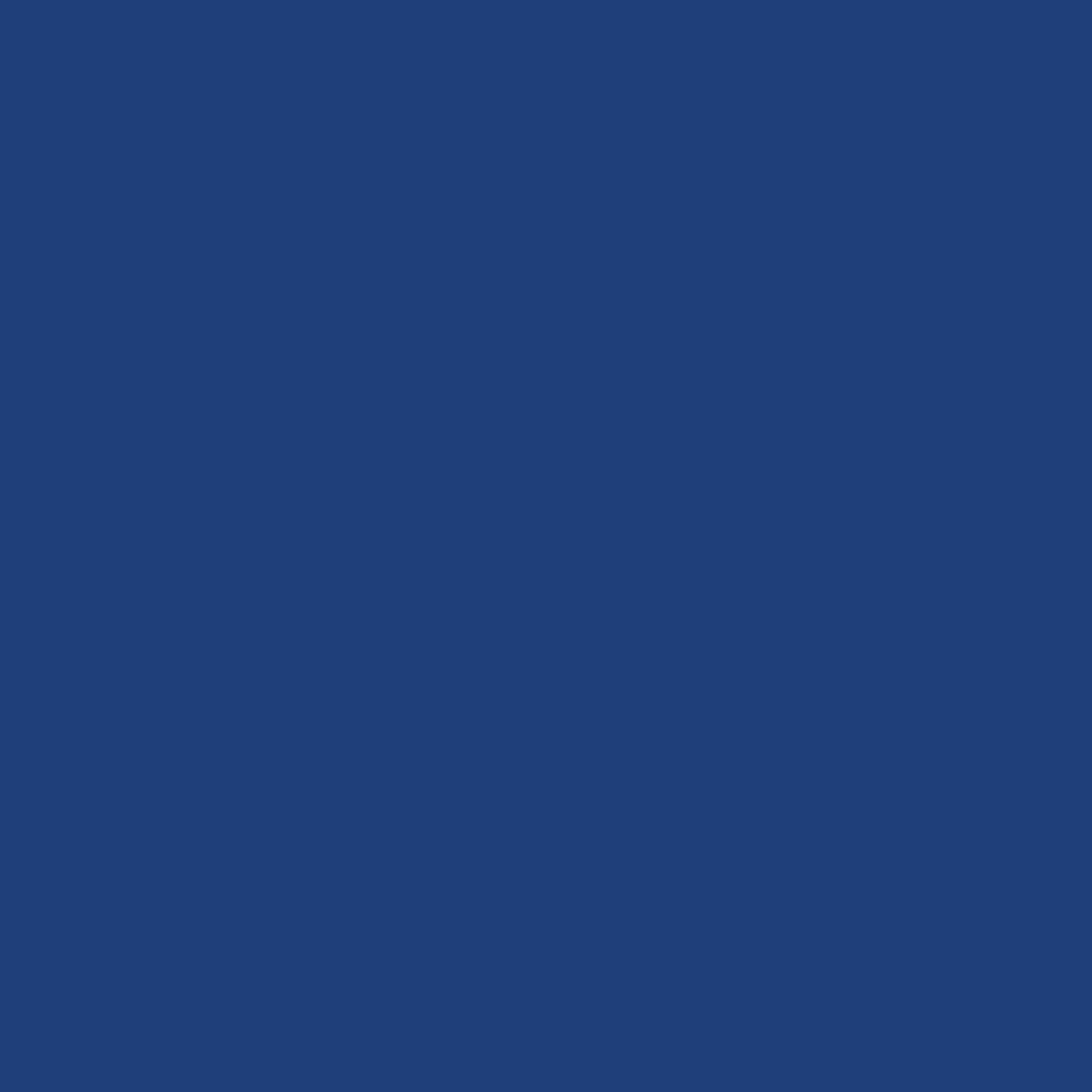 Inktpad oceaanblauw groot