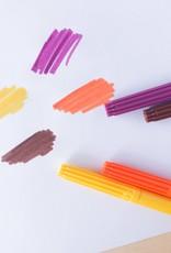 Viltstiften wasbaar